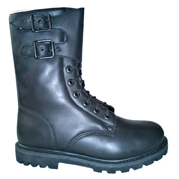 Military Boots (Военные сапоги)