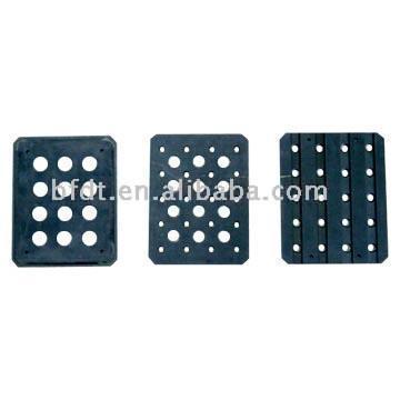 Graphite Moulds for Semiconductors (Графит Формы для полупроводников)
