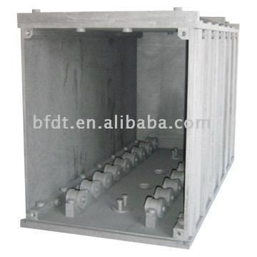 Graphite Heating Chamber (Графит Отопление палата)