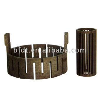 Graphite Heating Elements (Chauffage Graphite Elements)