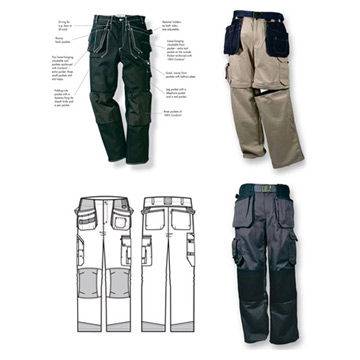 Work Pants (Работа Брюки)