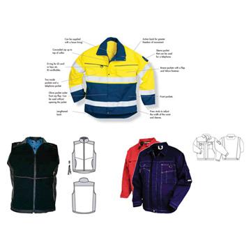 Work Jacket (Работа Куртка)