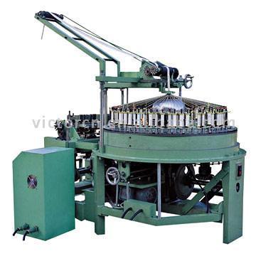 Машина для плетения