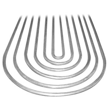 Cold Drawn Seamless Stainless Steel U-Form Pipes (Холоднотянутая бесшовных нержавеющих стальных U-форма трубы)