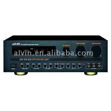 Professional DSP REV and Echo Effect Karaoke Amplifier (Professional DSP REV und Echo-Effekt Karaoke-Verstärker)