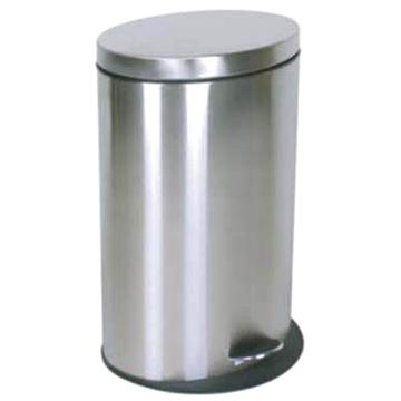 Oval Garbage Bin (Oval Mülltonne)