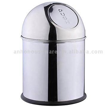 Push Garbage Bin (Push-Abfalleimer)