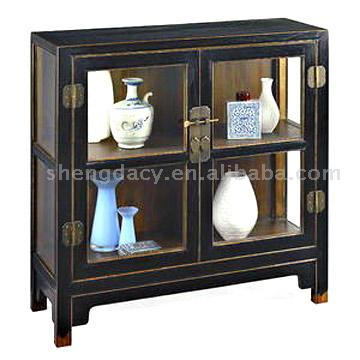 Traditional Chinese Furniture (Традиционная китайская мебель)