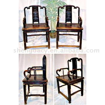 Traditional Chinese Chair (Традиционный китайский председатель)