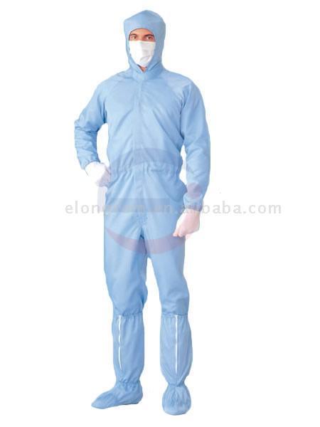 Anti-Static Garment (Антистатический одежды)