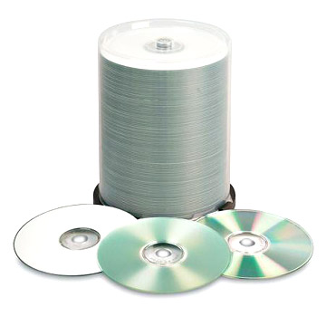 Regular Size Blank CD-R (Регулярный Размер Blank CD-R)
