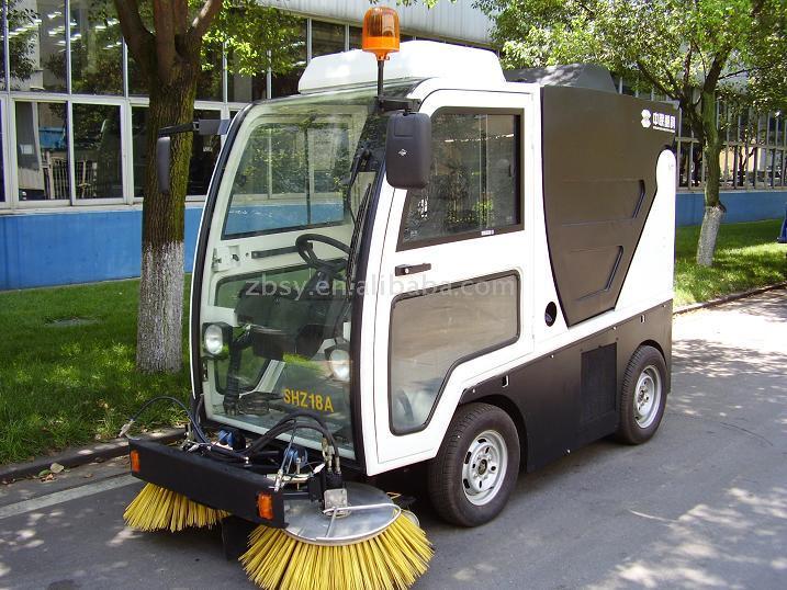 Road Sweeping Machine (Подметально-уборочные машины)