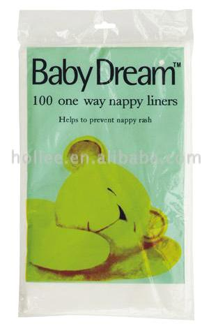 Babies` Diaper Liner (Пеленки Babies `Линейное)