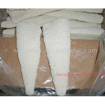 Supply Frozen Breaded APO Fillets / Fish Finger