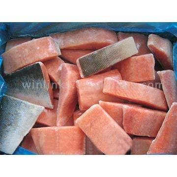 Supply Frozen Salmon Portion