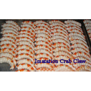 Supply Frozen Surimi Lobster Tail