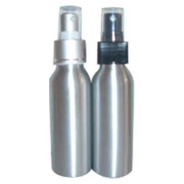 Aluminum Aerosol Bottles