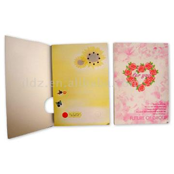 Recordable Greeting Card ( Recordable Greeting Card)