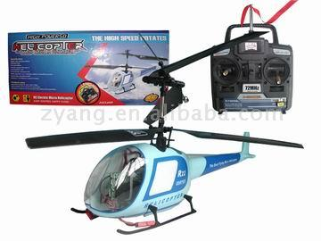 R/C 4ch Helicopter (E15384) (R / C 4ch Helicopter (E15384))