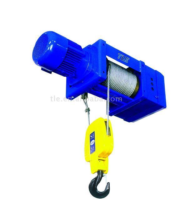 Electric Hoist (Электрическая лебедка)