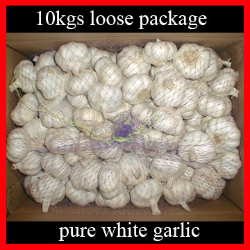 Fresh Garlic (Свежий чеснок)