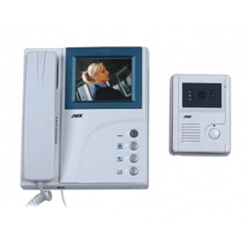 Full Color Screen Video Door Phone with IR Low Light Camera