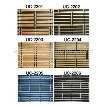 Bamboo Rugs (Bambusteppiche)