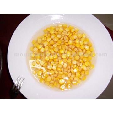 Canned Sweet Corn (Maïs doux en conserve)
