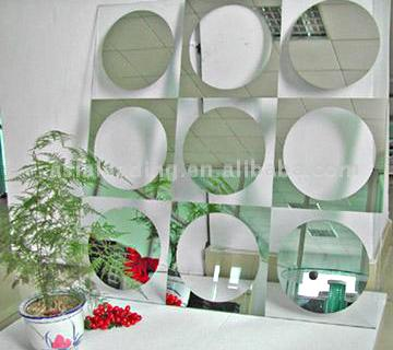 Acid Etched Mirror for Furniture (Кислота Etched Зеркало для мебели)