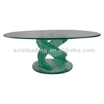 Glass Coffee Table (Стекло Coff  Table)