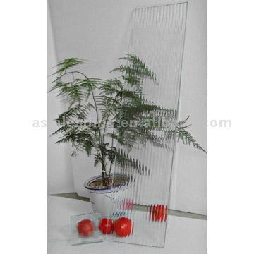 Patterned Glass for Furniture (Узорчатое стекло для мебели)