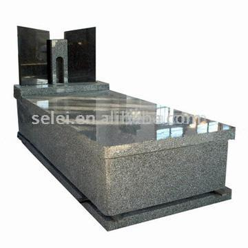 Tombstone / Headstone (Надгробие / Надгробие)