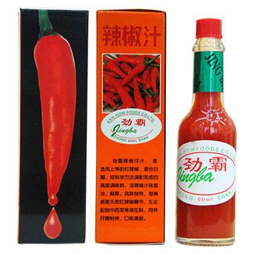 Chilli Sauce ( Chilli Sauce)