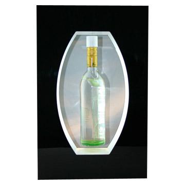 Magnetic Floating Bottle Display (Магнитная Плавающая бутылка Дисплей)