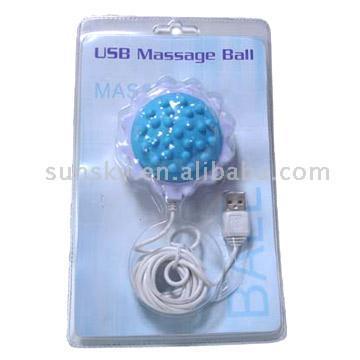 S-CA-8011 USB Massage Ball USD1.45/PC (S-CA-8011 USB Массажный мяч USD1.45/PC)