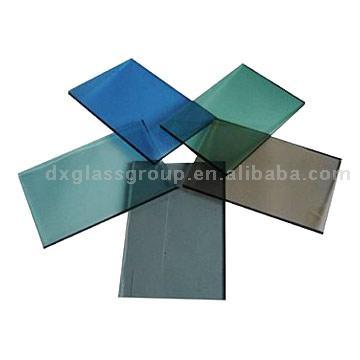 Color Float Glass (Green, Blue) (Цвет флоат-стекла (зеленый, синий))