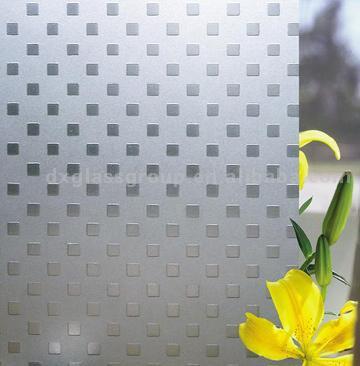 Pattern Glass (Figured Glass, Rolled Glass) (План стекла (узорчатого стекла, проката стекла))