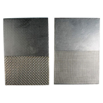 Expanded Graphite Reinforced Composite Sheets (Графита армированных композиционных бюллетени)