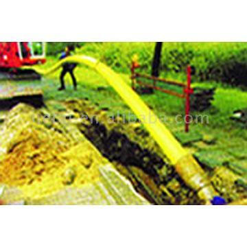 PE Tube for Gas Transportation (ПЭ трубы для транспортировки газа)