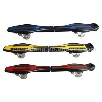 Rocking Skate Board (Rocking Skate Board)