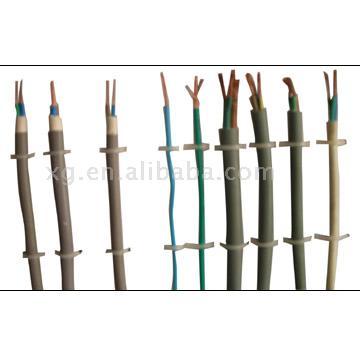 PVC Flexible Cable Lists ( PVC Flexible Cable Lists)
