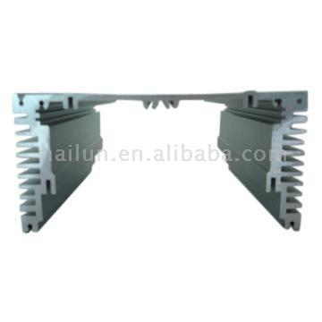 Aluminium Heat Sink (Aluminium-Kühlkörper)