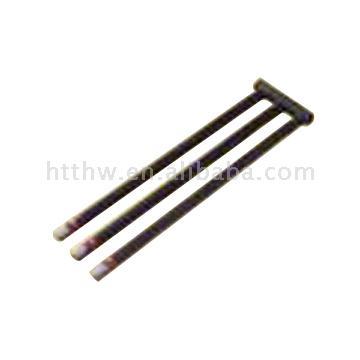 Silicon Carbide Heating Elements (Карбид кремния Элементы отопления)