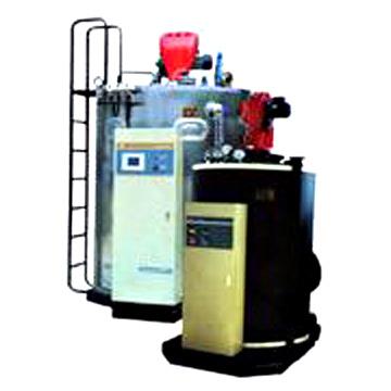 Steam Boilers (Паровые котлы)