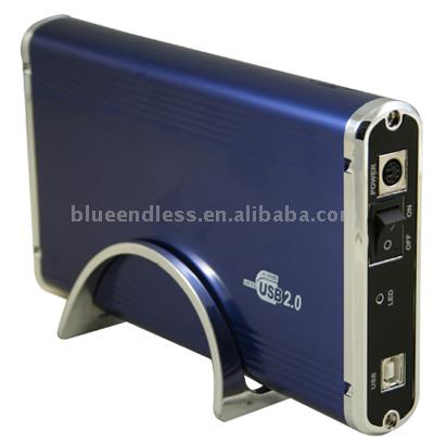 "USB 2.0 HDD Enclosure for 3.5"" Hard Disk (USB 2.0 HDD Enclosure для 3.5 ""жесткого диска)"
