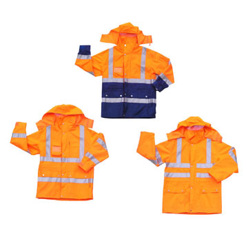 Traffic and Road Construction Outdoor Safety Garment (Транспорт и дорожное строительство Открытый безопасности одежды)