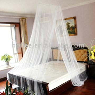 Jacquard Laced Mosquito Net (Жаккардовые шнуровке Сетка)
