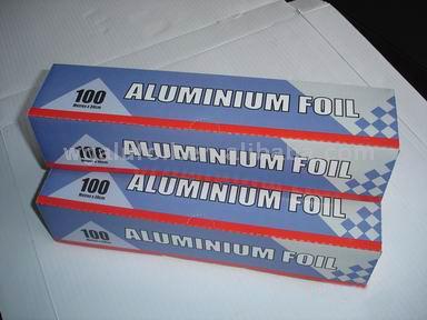 Household Aluminum Foil (Бытовой алюминиевой фольги)