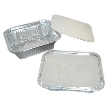 Aluminium Food Containers (Алюминиевые контейнеры Продовольственная)