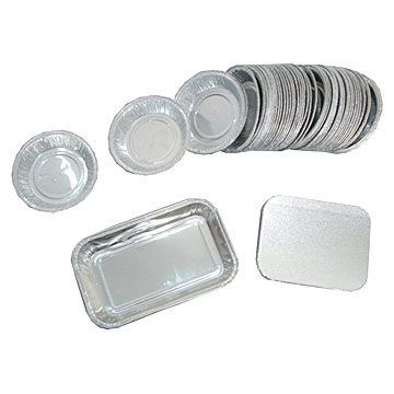 Aluminum Food Containers (Алюминиевые контейнеры Продовольственная)